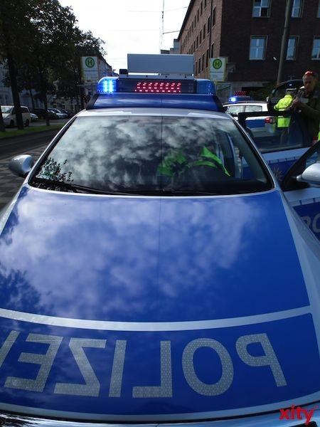 Unbekannte sind in der Nacht auf Montag in eine Schule in Bielefeld eingebrochen (Foto: Xity)