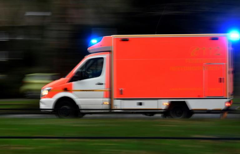 Autofahrer stirbt bei Kollision mit Regionalzug in Schleswig-Holstein (© 2020 AFP)