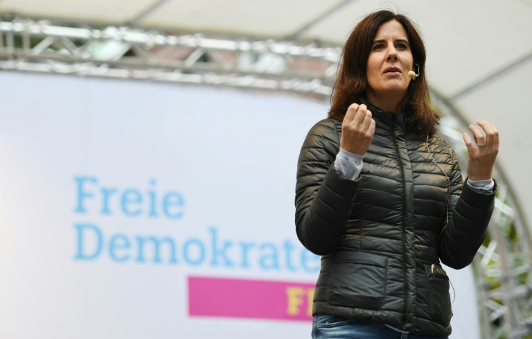 Suding begrüßt Diskussion um mögliche FDP-Doppelspitze (© 2020 AFP)