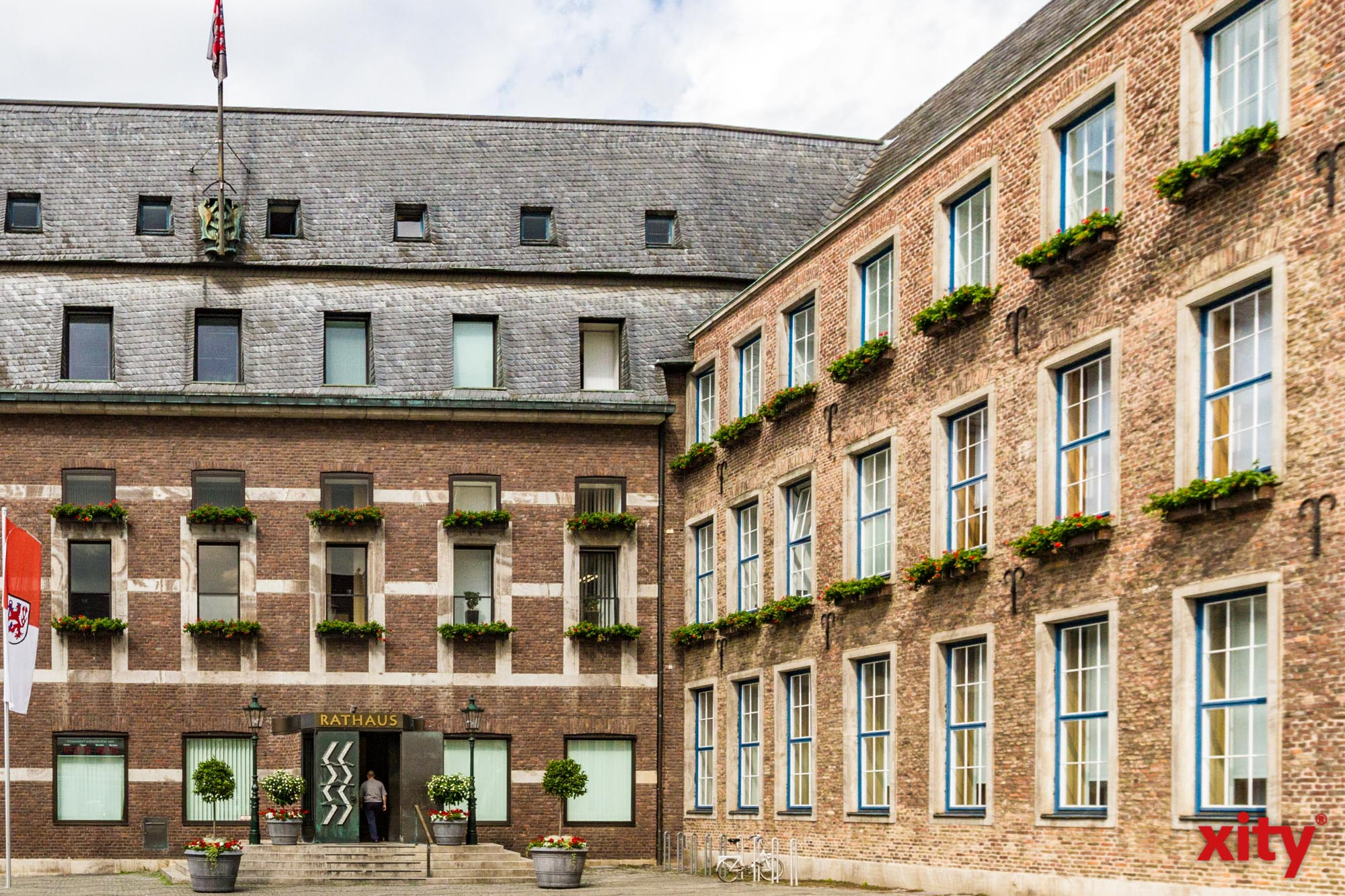 Hochhausbeirat tagte am Montag im Düsseldorfer Rathaus (Foto: xity)