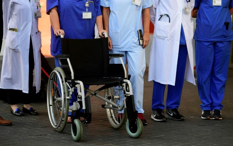 Krankenhausangst unter Frauen in Deutschland deutlich weiter verbreitet (© 2020 AFP)