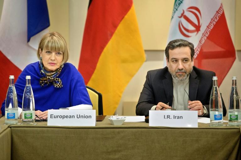 Bundeskabinett benennt Spitzendiplomatin Schmid als Kandidatin für OSZE-Spitze (© 2020 AFP)