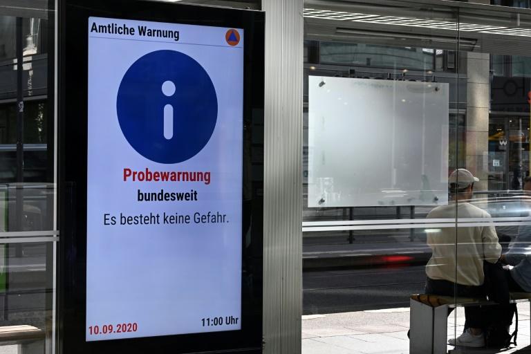Bericht: BBK-Chef soll nach Problemen an bundesweitem Warntag Posten räumen (Foto: AFP)