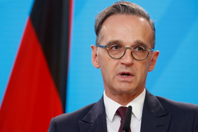 """Maas: Schärferes EU-Klimaziel """"wichtiger und konsequenter Schritt"""" (© 2020 AFP)"""