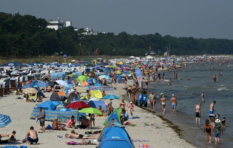 Bis zum Ende der Sommersaison 329 Menschen in Deutschland ertrunken (© 2020 AFP)