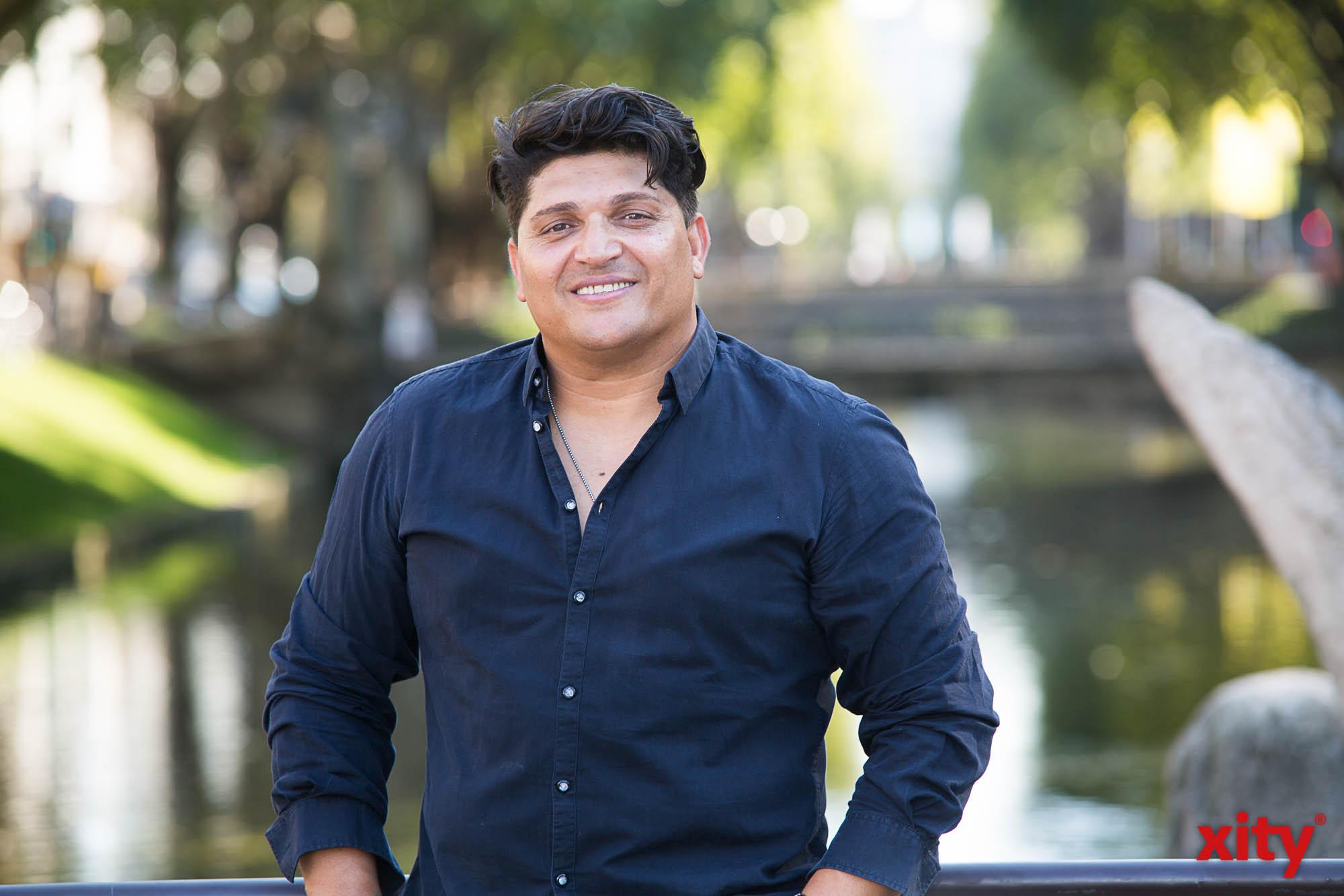 Der Düsseldorfer Sänger Roberto Lopez startet seine Solokarriere (Foto: xity)