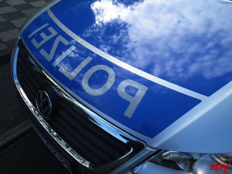 Angetrunkener 26-Jähriger sprüht Hakenkreuz auf Fahrzeug der Bundespolizei (Foto: xity)