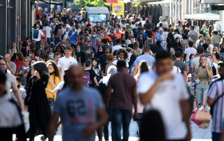 DIHK fordert mehr Unterstützung für Initiativen zu Belebung von Einkaufsstraßen (© 2020 AFP)