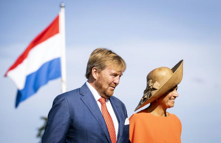 König Willem-Alexander sagt Deutschlandbesuch wegen Corona ab (© 2020 AFP)
