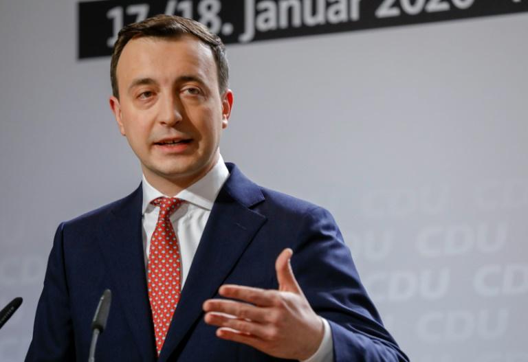 Ziemiak befürchtet besonders harten Wahlkampf vor Bundestagswahl (© 2020 AFP)
