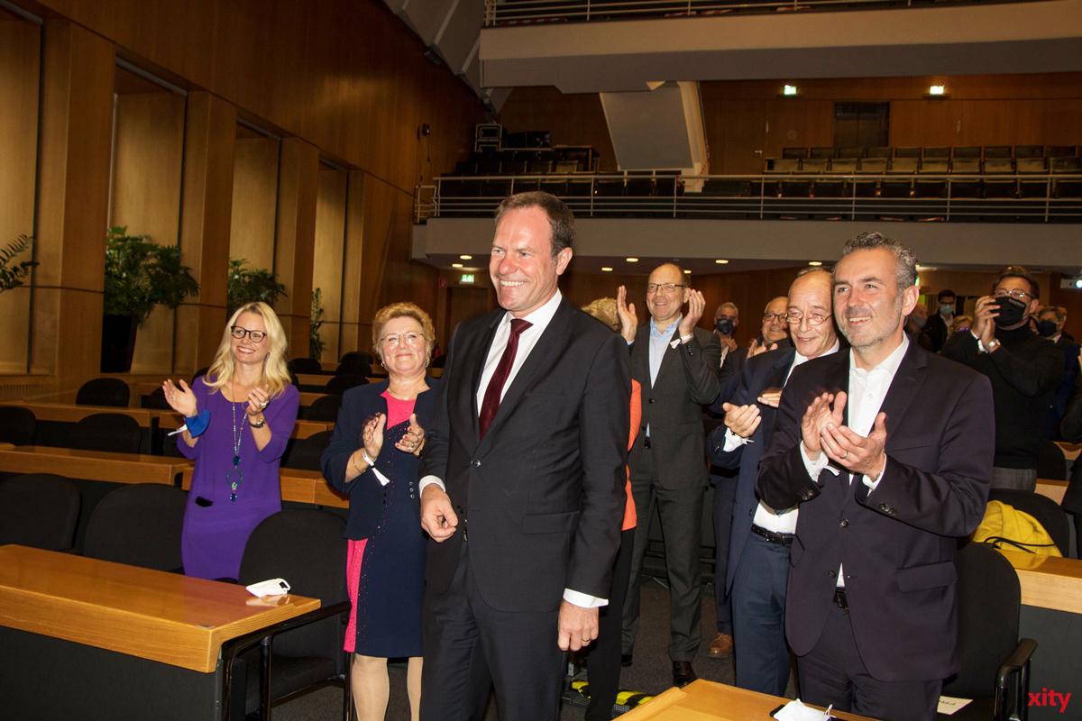 Dr. Stephan Keller hat die Stichwahl zum Oberbürgermeister gewonnen (Foto: xity)