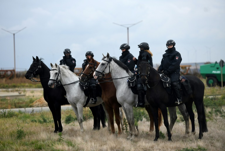 Grünen-Expertin Mihalic bekräftigt Forderung nach Rassismus-Studie bei Polizei (© 2020 AFP)