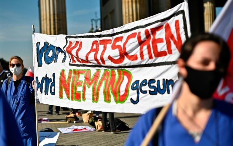 SPD kritisiert Spahns Pflege-Vorschläge als unzureichend (© 2020 AFP)