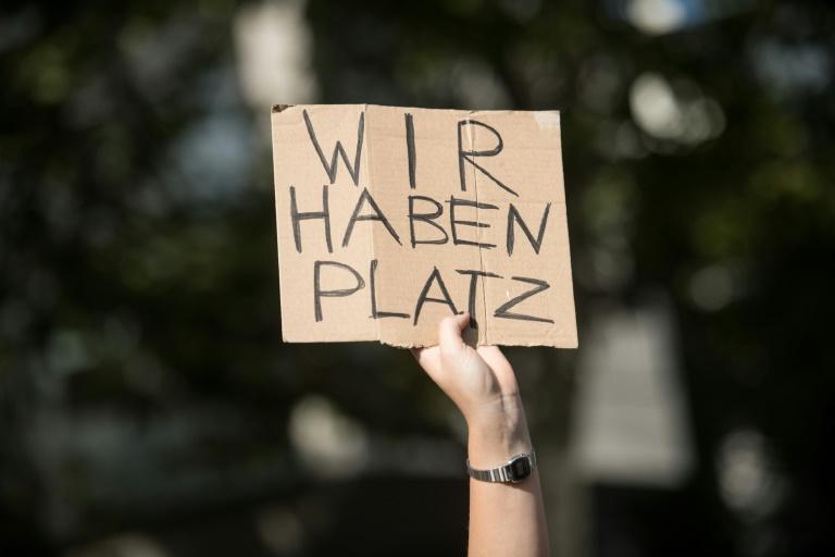 UNHCR fordert Aufnahme von mehr Flüchtlingen durch Deutschland (© 2020 AFP)