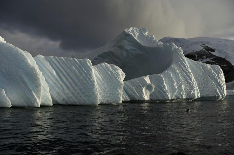 Bundestag macht Druck für Schutzgebiet in der Antarktis (© 2020 AFP)