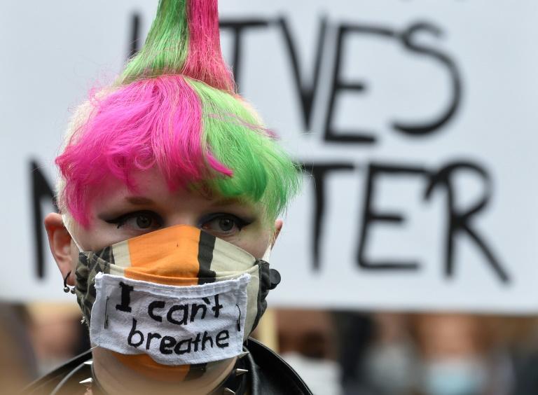 Breite Initiative  gegen Rassismus in Deutschland gestartet (© 2020 AFP)