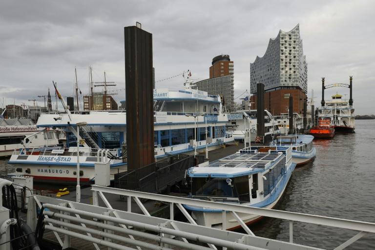 """Hamburg ist erneut """"smarteste"""" Stadt Deutschlands (© 2020 AFP)"""