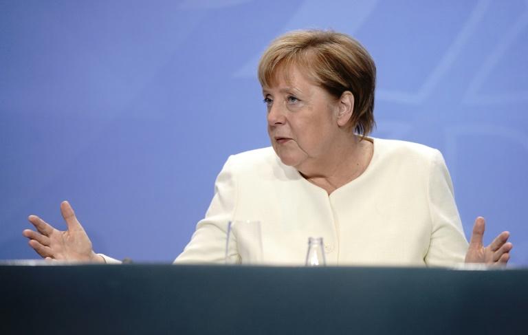 Corona-Kabinett berät über weitere Maßnahmen in der Pandemie (© 2020 AFP)