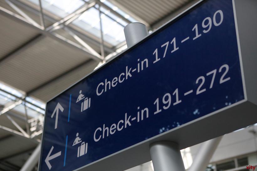 Düsseldorfer Airport erwartet in den Herbstferien rund 300.000 Fluggäste (Foto: xity)