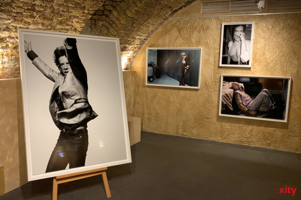 In der Galerie Gericke und Paffrath sind Fotografien von Bryan Adams zu sehen (Foto: xity)