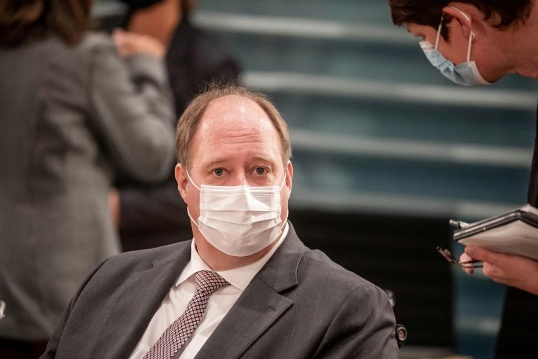 Braun hält Bund-Länder-Beschlüsse zur Corona-Pandemie für unzureichend (© 2020 AFP)