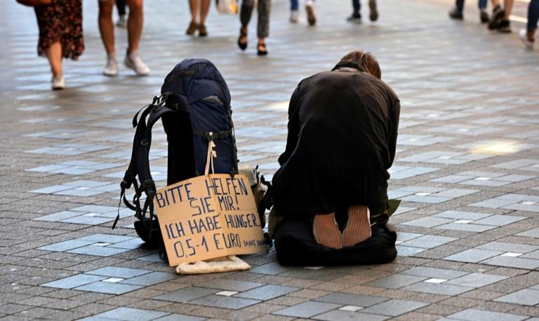 "AWO warnt vor sozialer Krise ""unter dem Radar"" durch Corona (© 2020 AFP)"