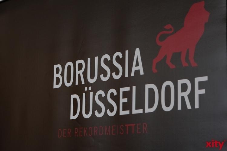 Das Borussia-Heimspiel gegen Fulda-Maberzell mus vor leeren Rängen stattfind (Foto: xity)