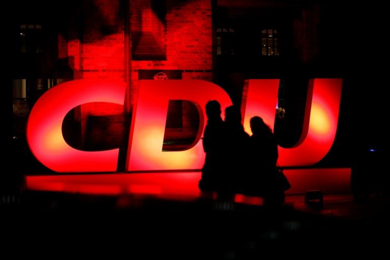 Bewerber um den CDU-Vorsitz treffen sich zu erster Debatte (© 2020 AFP)