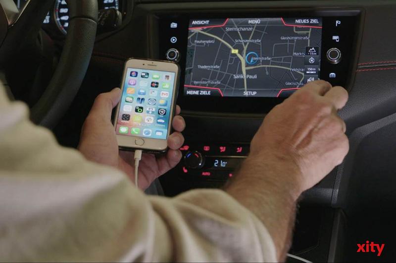 Durch Vernetzung im Auto steigt das Sicherheitsrisiko (Foto: xity)