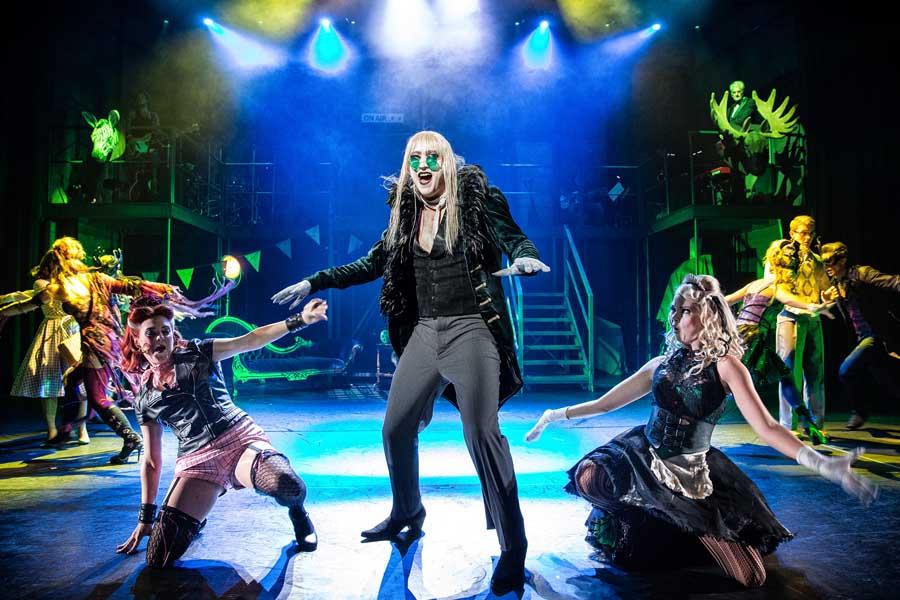 """""""Rocky Horror Show"""" verschiebt Tournee auf  Herbst 2021 (Foto: Jens Hauer)"""