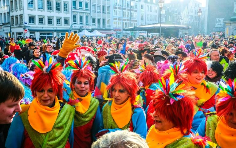 Karnevalssession beginnt diesmal ohne Feiern und mit Alkoholverbot (© 2020 AFP)