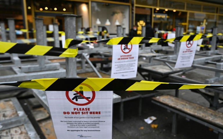 Mehr als 21.000 Corona-Neuinfektionen in Deutschland (© 2020 AFP)