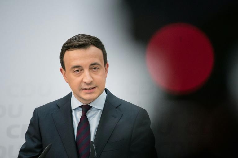 "CDU-Generalsekretär Ziemiak hing nach Amtsantritt ""irgendwie in der Luft"" (© 2020 AFP)"