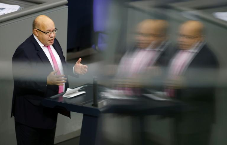 Altmaier warnt vor vorschnellen Lockerungen der Corona-Auflagen (© 2020 AFP)