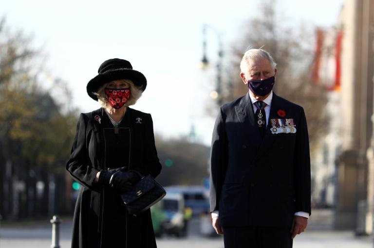 Prinz Charles betont enge deutsch-britische Freundschaft auch nach dem Brexit (© 2020 AFP)