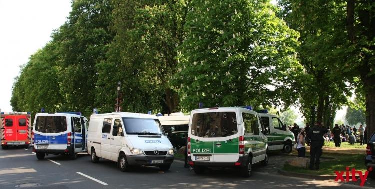 Querdenker-Demo in Düsseldorf friedlich verlaufen(Foto: xity)