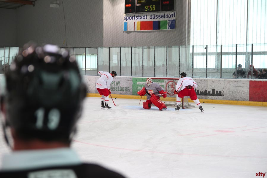 Düsseldorfer EG mit 0:7-Klatsche im MagentaSport Cup (Foto: xity)