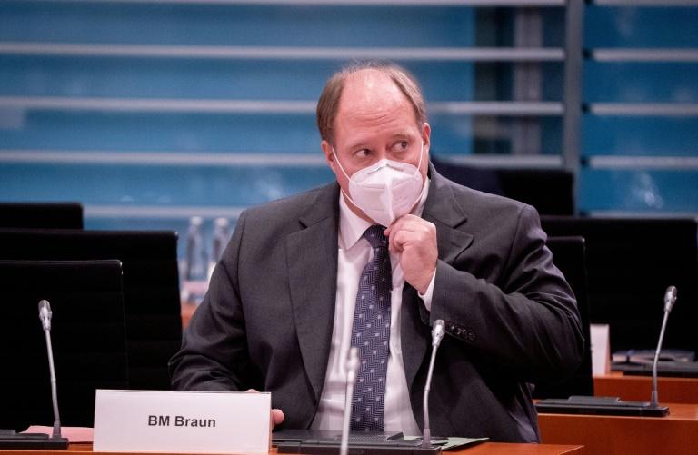 Braun bekräftigt Position des Bundes in Corona-Streit (© 2020 AFP)