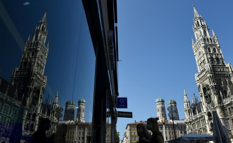 Münchner Stadtportal verstößt gegen Gebot der Staatsferne der Presse (© 2020 AFP)