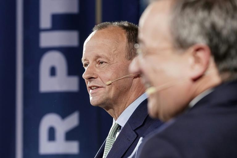 CDU-Vorsitzkandidat Merz offen für parteiinterne Frauenquote (© 2020 AFP)