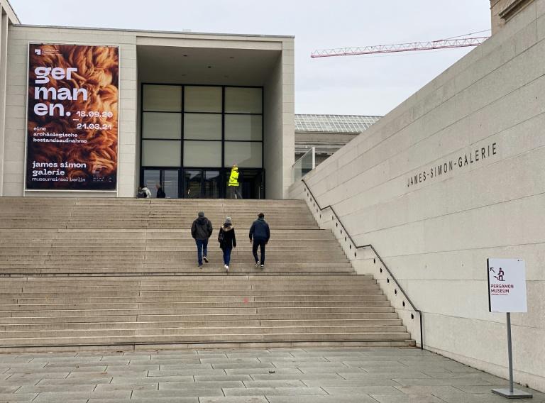 Bericht: Weitere Ölattacken auf Kunstwerke in Deutschland (© 2020 AFP)