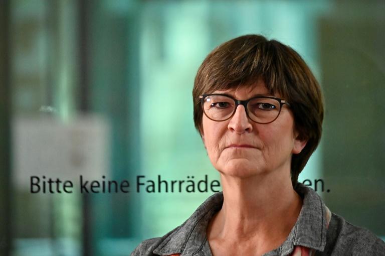SPD-Chefin Esken fordert Ausweitung der AfD-Beobachtung durch Verfassungsschutz (© 2020 AFP)