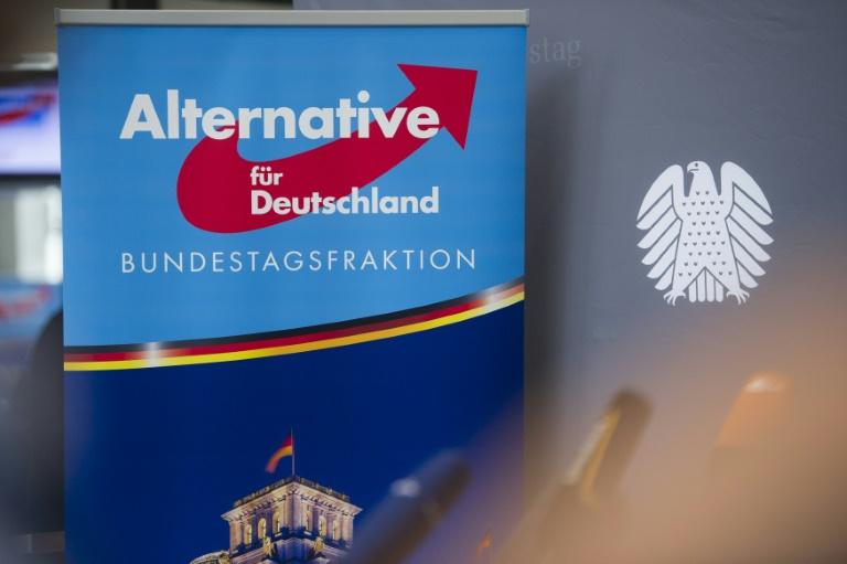 Debatte über AfD-Verbot: CDU und SPD wollen Druck auf die Partei erhöhen (© 2020 AFP)