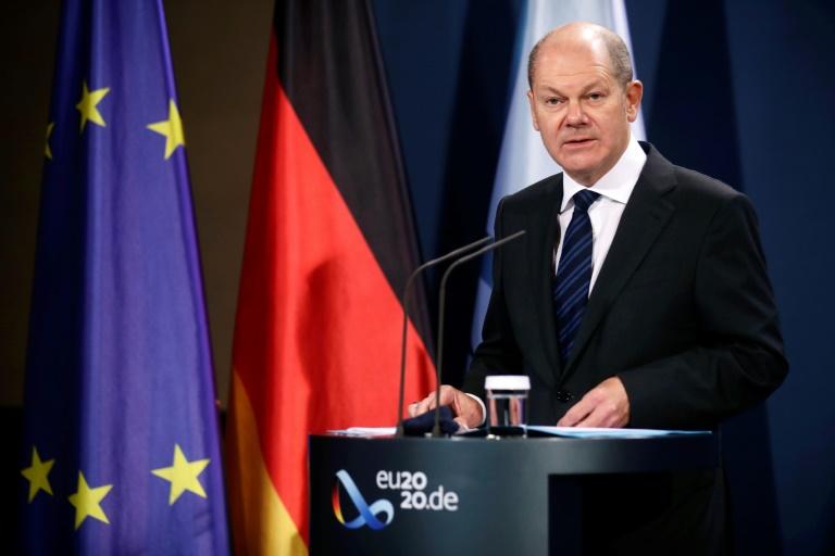 Bericht: Neuverschuldung fällt 2021 deutlich höher aus als bislang geplant (© 2020 AFP)