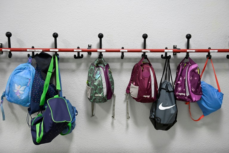 Weiterhin etwa 0,4 Prozent aller Schulen in Deutschland wegen Corona geschlossen (© 2020 AFP)