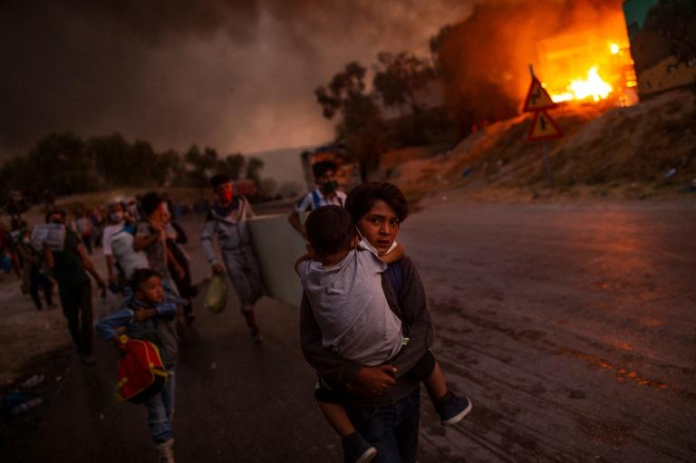 AFP-Fotograf erhält Unicef-Auszeichnung für Bild des Jahres 2020 (© 2020 AFP)