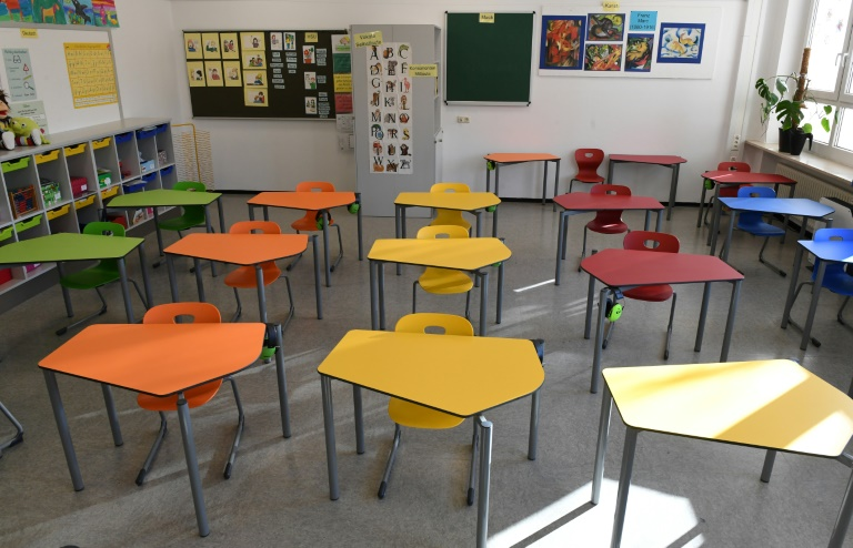 Neue KMK-Präsidentin: Planungssicherheit für Schulen derzeit nicht möglich (© 2021 AFP)