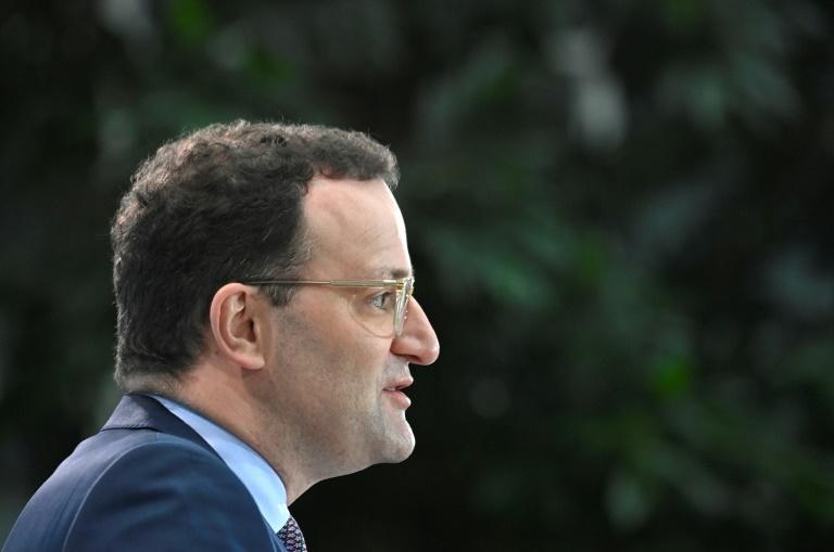 Spahn prüfte angeblich Möglichkeit einer Kanzlerkandidatur (© 2021 AFP)