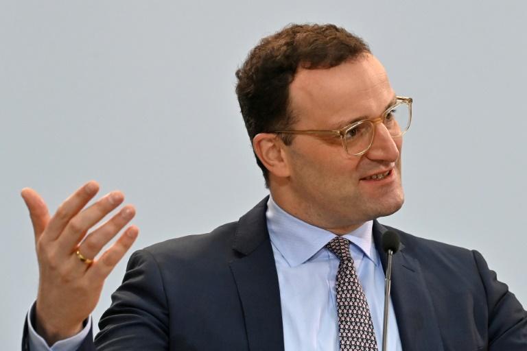 Spahn dementiert Berichte über eigene Kanzlerkandidatur (© 2021 AFP)
