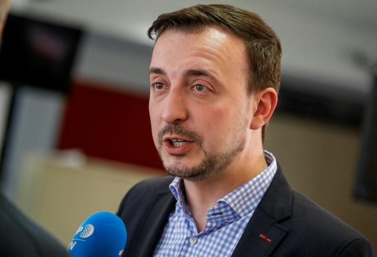 """Ziemiak fürchtet """"härtesten Bundestagswahlkampf"""" aller Zeiten (© 2021 AFP)"""